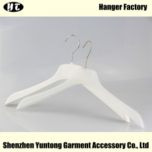 WTP-001 men plastic hanger for top high end plastic hanger with low price