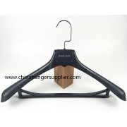 China Cost effective China hanger factory plastic suit hanger[PTW 021] factory