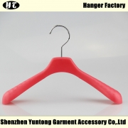 China KTP-004 high quality plastic clothes hanger for kids factory