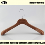 China Plastic coat hanger jacket hanger [MTP-004] factory