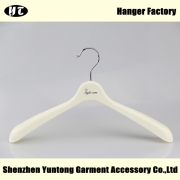 China Good quality plastic women clothing hanger [MTP-009] factory