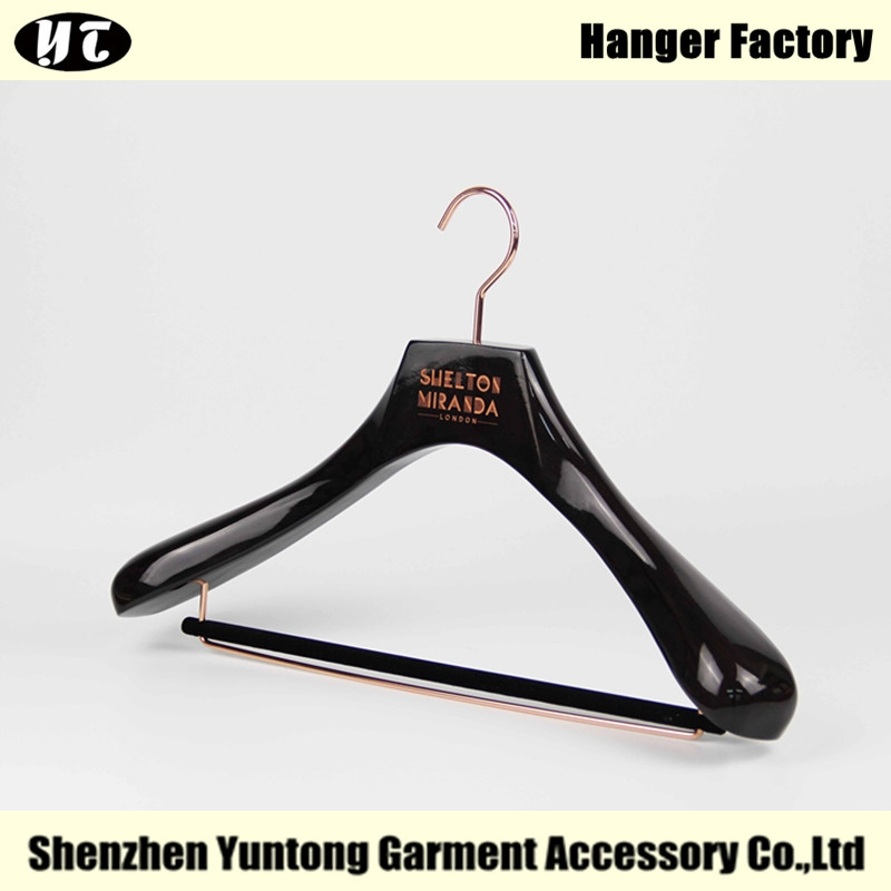 Luxury Wooden Clothes Hanger Wood Hangers For Suits